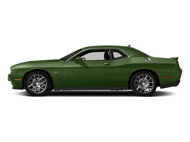 F8 Green 2018 Dodge Challenger Pictures Challenger R/T Shaker RWD photos side view