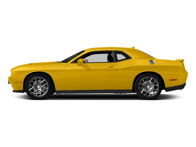 Yellow Jacket Clearcoat 2018 Dodge Challenger Pictures Challenger R/T Shaker RWD photos side view