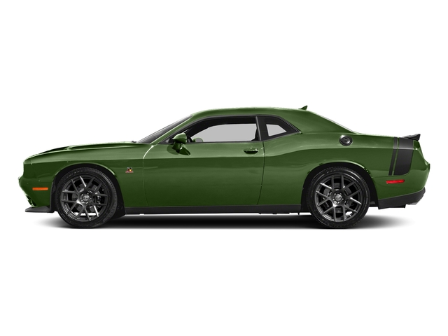 F8 Green 2018 Dodge Challenger Pictures Challenger R/T Scat Pack RWD photos side view