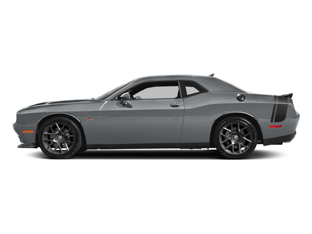 Billet Clearcoat 2018 Dodge Challenger Pictures Challenger R/T Scat Pack RWD photos side view
