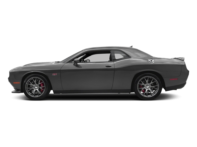 Destroyer Gray Clearcoat 2018 Dodge Challenger Pictures Challenger SRT 392 RWD photos side view