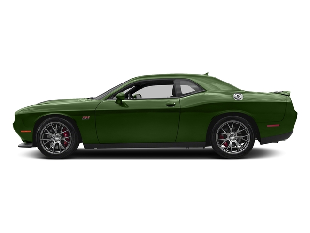 F8 Green 2018 Dodge Challenger Pictures Challenger SRT 392 RWD photos side view