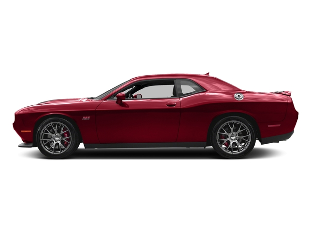 Redline Red Tricoat Pearl 2018 Dodge Challenger Pictures Challenger SRT 392 RWD photos side view