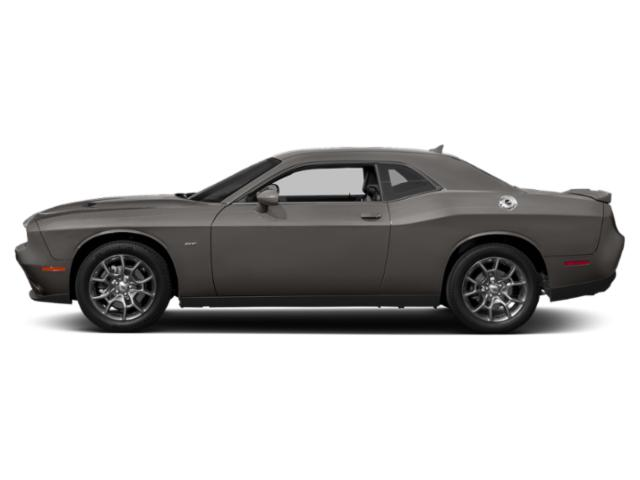 Granite Pearlcoat 2018 Dodge Challenger Pictures Challenger GT AWD photos side view
