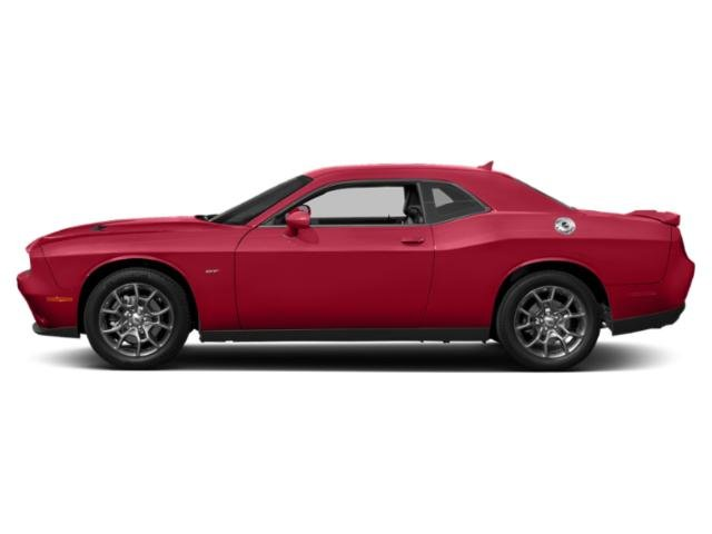 Torred Clearcoat 2018 Dodge Challenger Pictures Challenger GT AWD photos side view