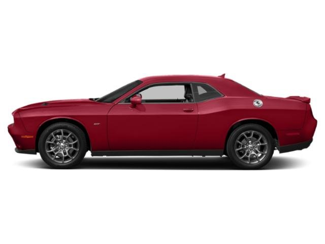 Redline Red Tricoat Pearl 2018 Dodge Challenger Pictures Challenger GT AWD photos side view