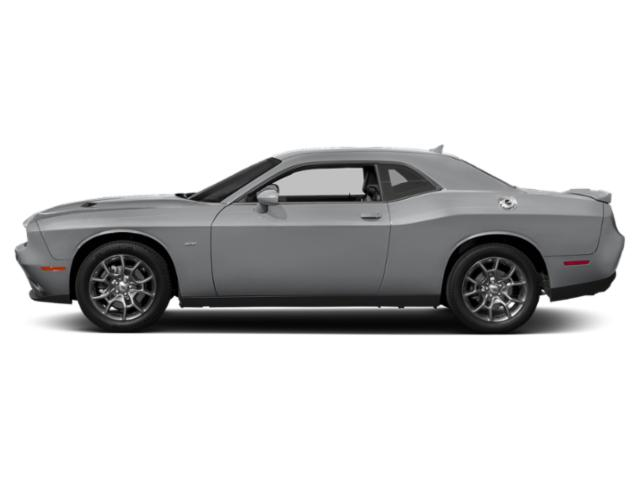 Billet Clearcoat 2018 Dodge Challenger Pictures Challenger GT AWD photos side view