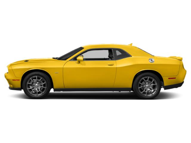 Yellow Jacket Clearcoat 2018 Dodge Challenger Pictures Challenger GT AWD photos side view