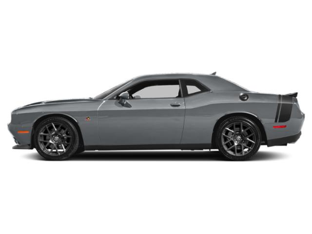 Billet Clearcoat 2018 Dodge Challenger Pictures Challenger Coupe 2D R/T Scat Pack V8 photos side view