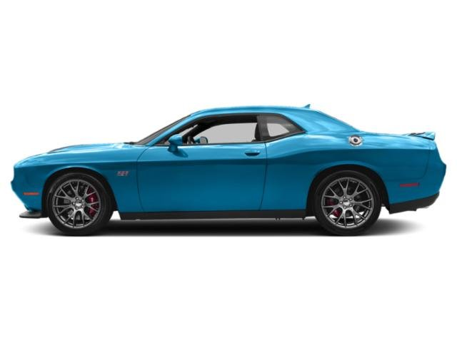 B5 Blue Pearlcoat 2018 Dodge Challenger Pictures Challenger Coupe 2D SRT 392 V8 photos side view