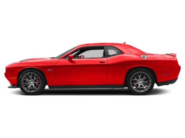 Go Mango 2018 Dodge Challenger Pictures Challenger Coupe 2D SRT 392 V8 photos side view