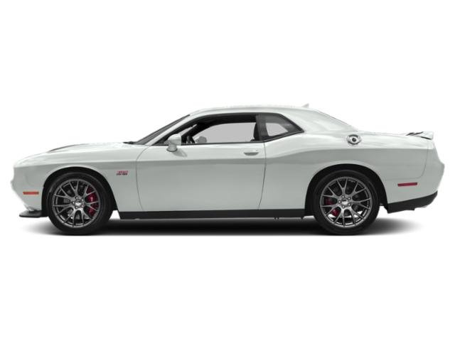 White Knuckle Clearcoat 2018 Dodge Challenger Pictures Challenger Coupe 2D SRT 392 V8 photos side view