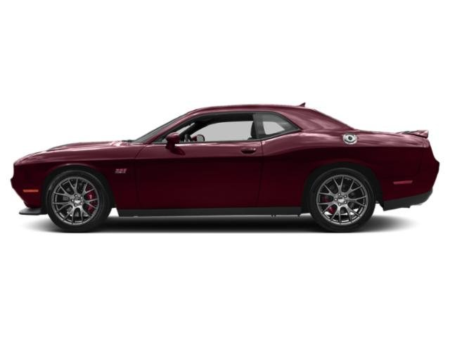 Octane Red Pearlcoat 2018 Dodge Challenger Pictures Challenger Coupe 2D SRT 392 V8 photos side view