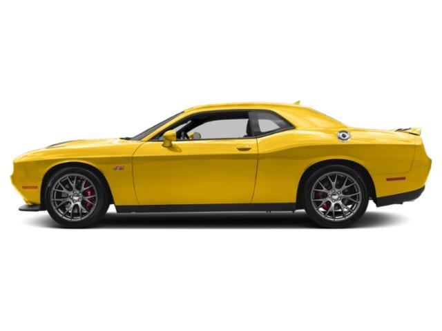 Yellow Jacket Clearcoat 2018 Dodge Challenger Pictures Challenger Coupe 2D SRT 392 V8 photos side view