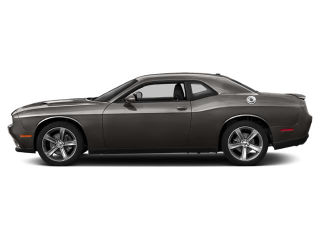 Granite Pearlcoat 2018 Dodge Challenger Pictures Challenger SXT RWD photos side view