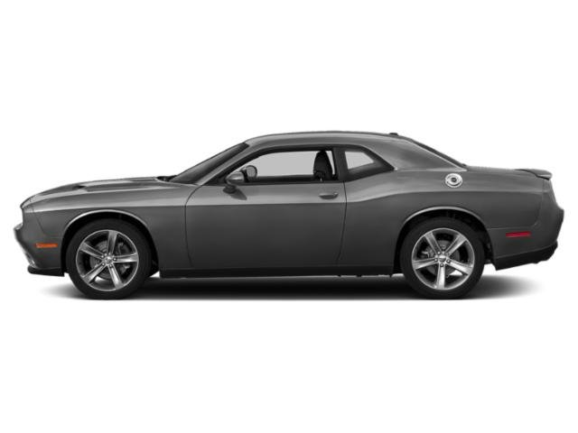 Destroyer Gray Clearcoat 2018 Dodge Challenger Pictures Challenger SXT RWD photos side view