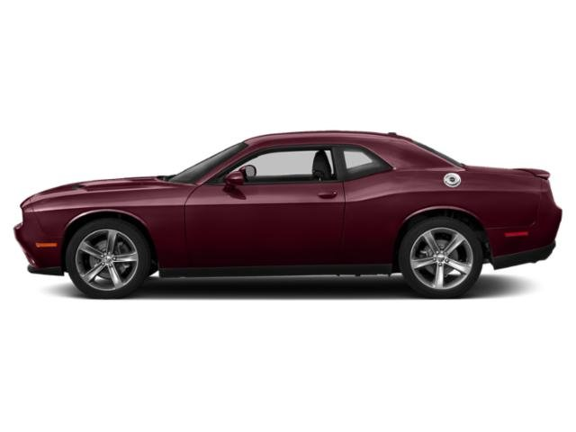 Octane Red Pearlcoat 2018 Dodge Challenger Pictures Challenger Coupe 2D SXT V6 photos side view