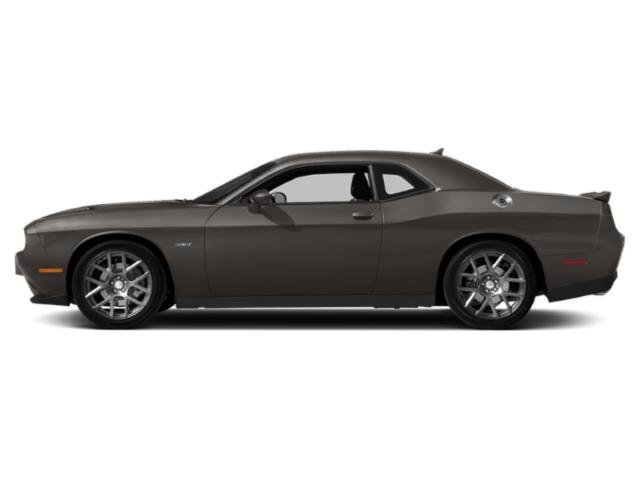 Granite Pearlcoat 2018 Dodge Challenger Pictures Challenger T/A Plus RWD photos side view