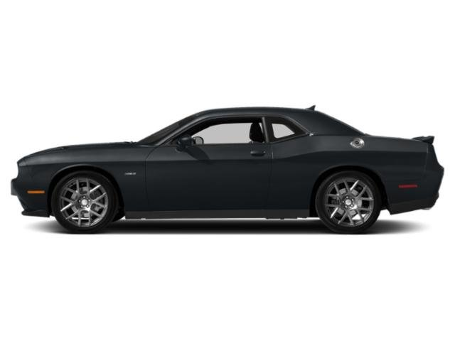 Maximum Steel Metallic Clearcoat 2018 Dodge Challenger Pictures Challenger T/A Plus RWD photos side view
