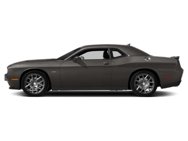Granite Pearlcoat 2018 Dodge Challenger Pictures Challenger R/T Plus Shaker RWD photos side view