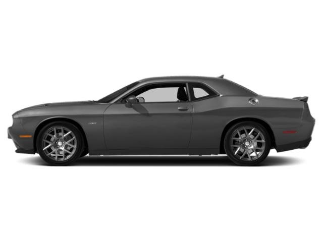 Destroyer Gray Clearcoat 2018 Dodge Challenger Pictures Challenger T/A Plus RWD photos side view
