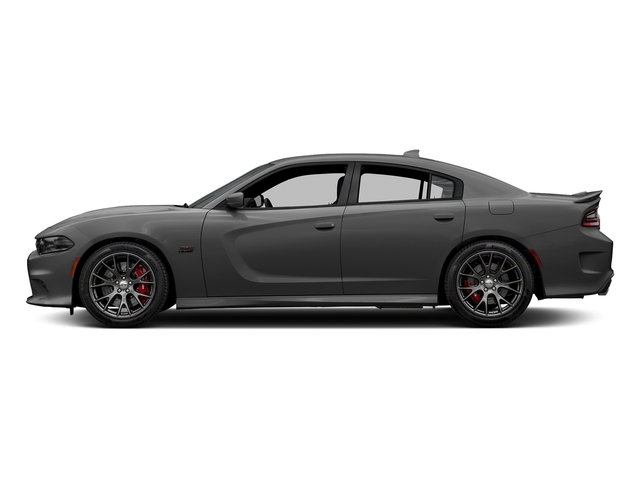 Destroyer Gray Clearcoat 2018 Dodge Charger Pictures Charger SRT 392 RWD photos side view