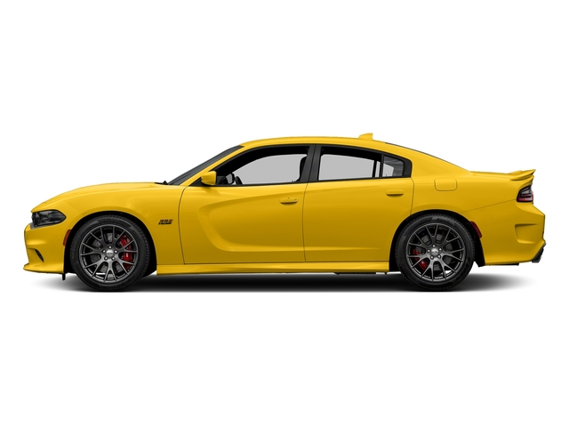 Yellow Jacket Clearcoat 2018 Dodge Charger Pictures Charger SRT 392 RWD photos side view