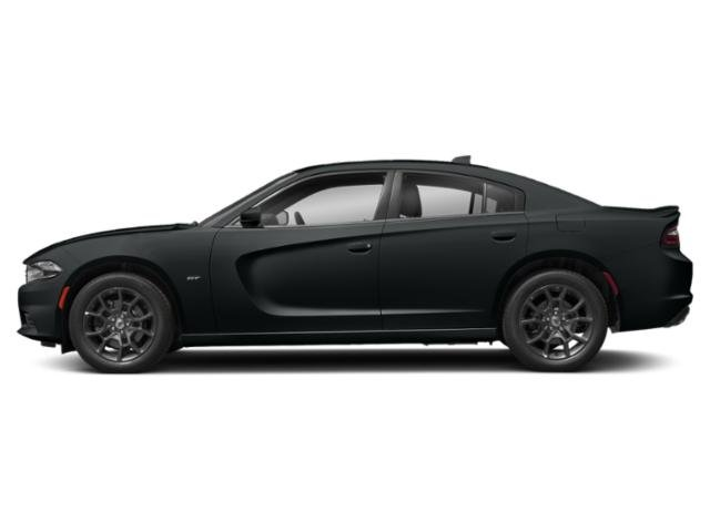 Maximum Steel Metallic Clearcoat 2018 Dodge Charger Pictures Charger GT AWD photos side view