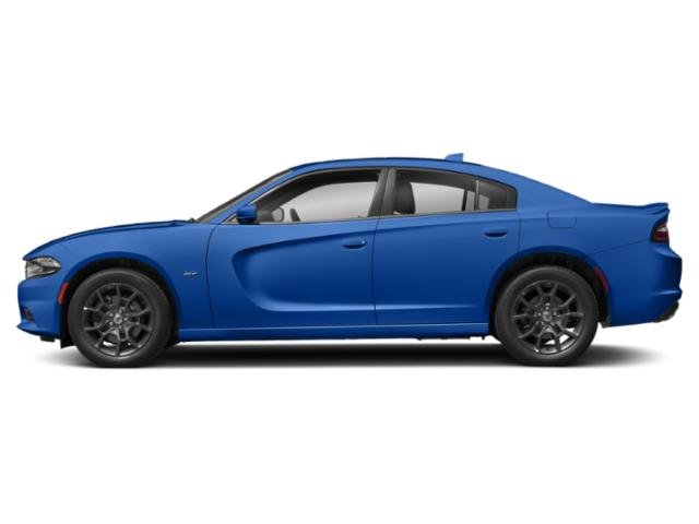 Indigo Blue 2018 Dodge Charger Pictures Charger GT AWD photos side view