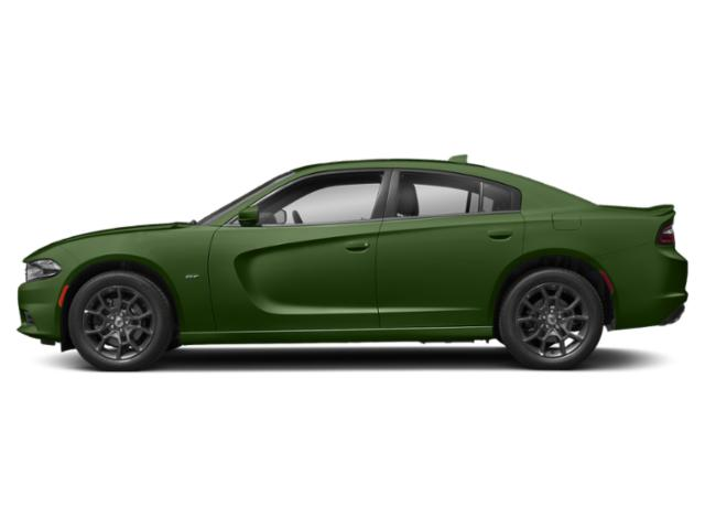 F8 Green 2018 Dodge Charger Pictures Charger GT AWD photos side view