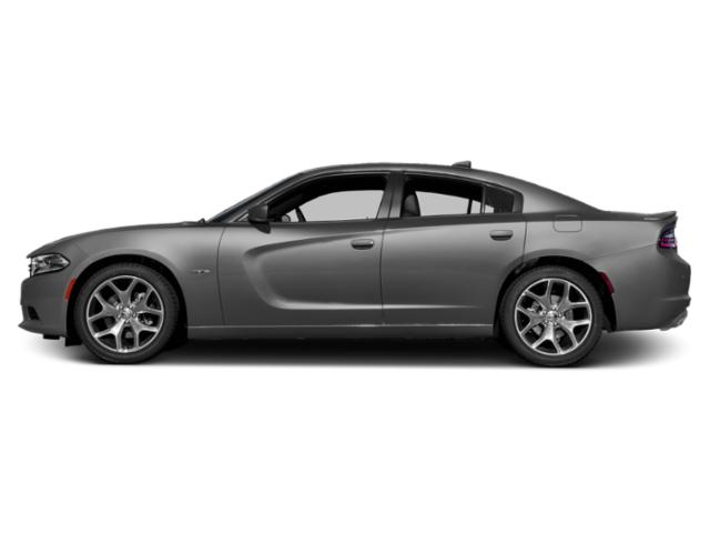 Destroyer Gray Clearcoat 2018 Dodge Charger Pictures Charger Sedan 4D Daytona V8 photos side view