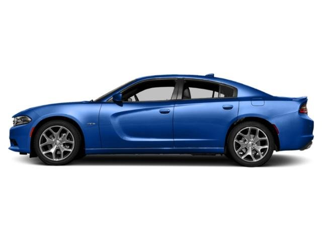 Indigo Blue 2018 Dodge Charger Pictures Charger Sedan 4D Daytona V8 photos side view