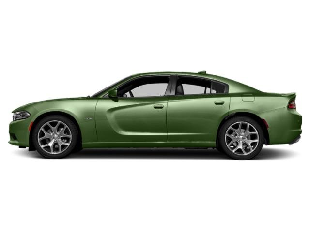 F8 Green 2018 Dodge Charger Pictures Charger R/T RWD photos side view