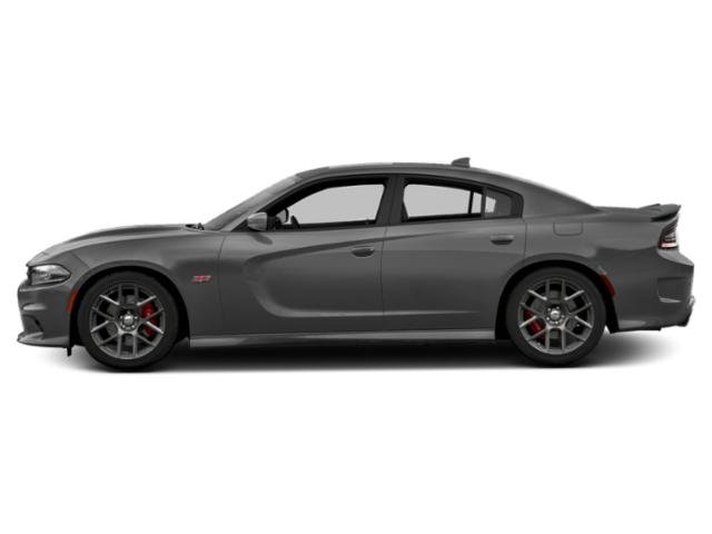 Destroyer Gray Clearcoat 2018 Dodge Charger Pictures Charger Sedan 4D Daytona 392 V8 photos side view