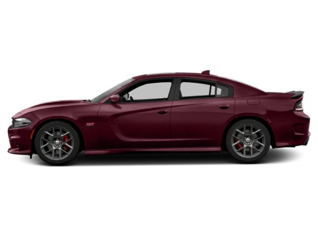 Octane Red Pearlcoat 2018 Dodge Charger Pictures Charger Sedan 4D Daytona 392 V8 photos side view