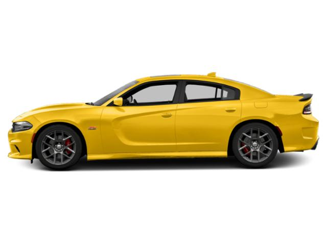 Yellow Jacket Clearcoat 2018 Dodge Charger Pictures Charger Sedan 4D Daytona 392 V8 photos side view