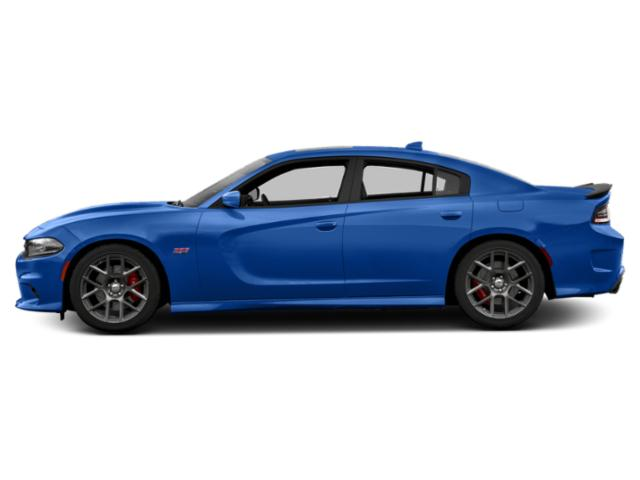 Indigo Blue 2018 Dodge Charger Pictures Charger Sedan 4D Daytona 392 V8 photos side view