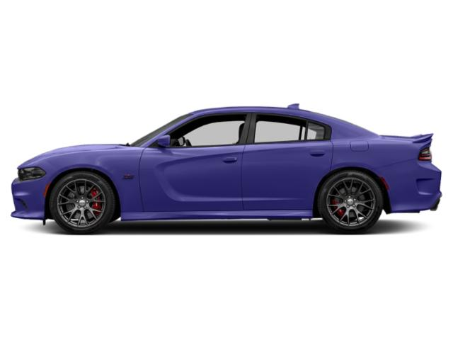 Plum Crazy Pearlcoat 2018 Dodge Charger Pictures Charger SRT 392 RWD photos side view