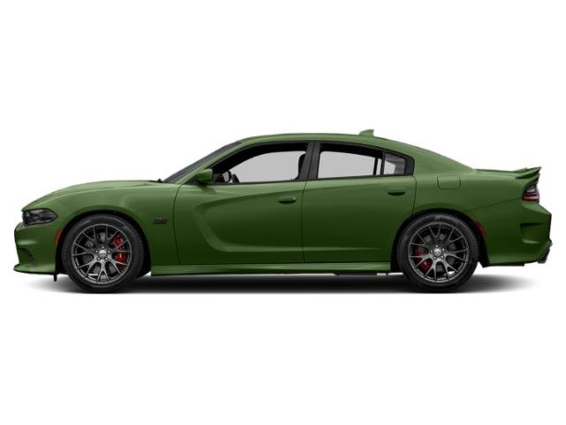 F8 Green 2018 Dodge Charger Pictures Charger SRT 392 RWD photos side view