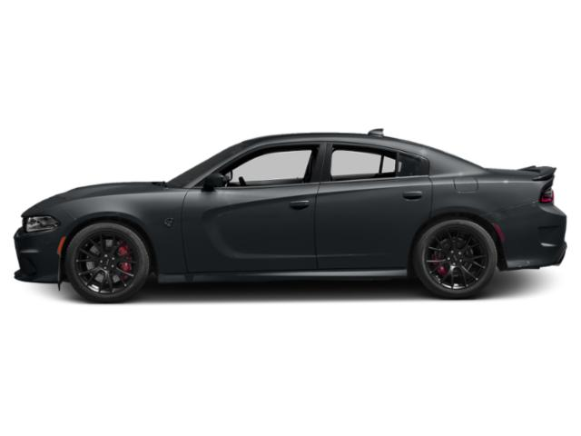 Maximum Steel Metallic Clearcoat 2018 Dodge Charger Pictures Charger SRT Hellcat RWD photos side view
