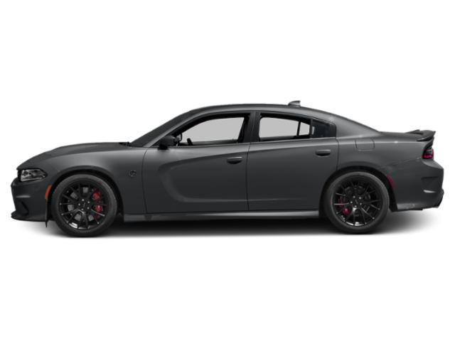 Granite Pearlcoat 2018 Dodge Charger Pictures Charger SRT Hellcat RWD photos side view