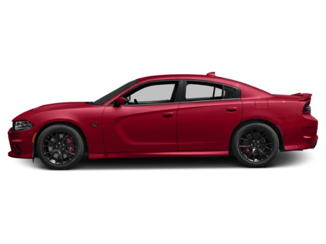 Torred Clearcoat 2018 Dodge Charger Pictures Charger SRT Hellcat RWD photos side view