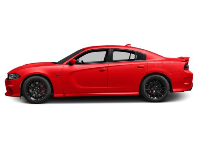 Go Mango 2018 Dodge Charger Pictures Charger SRT Hellcat RWD photos side view