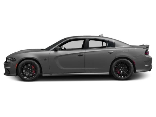 Destroyer Gray Clearcoat 2018 Dodge Charger Pictures Charger SRT Hellcat RWD photos side view