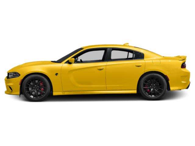 Yellow Jacket Clearcoat 2018 Dodge Charger Pictures Charger SRT Hellcat RWD photos side view