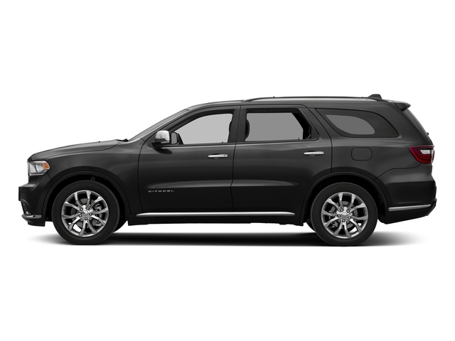 DB Black Clearcoat 2018 Dodge Durango Pictures Durango Citadel AWD photos side view