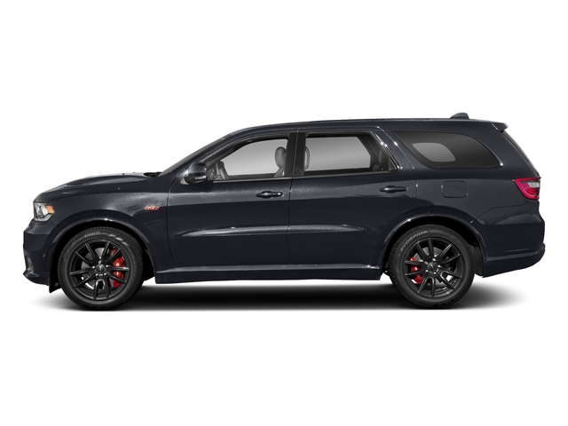 Bruiser Gray Clearcoat 2018 Dodge Durango Pictures Durango SRT AWD photos side view