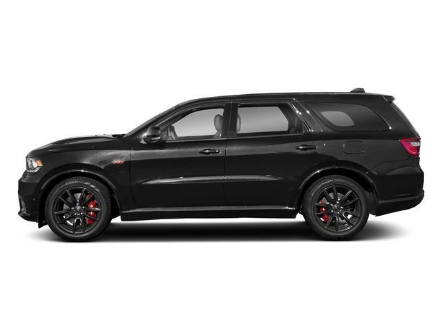 DB Black Clearcoat 2018 Dodge Durango Pictures Durango SRT AWD photos side view