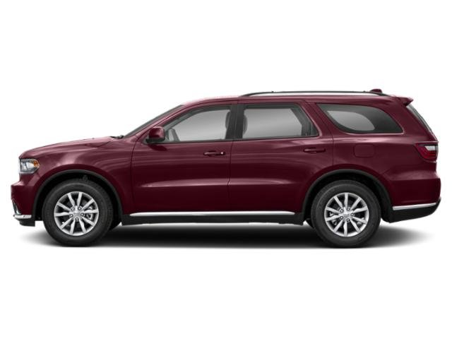 Octane Red Pearlcoat 2018 Dodge Durango Pictures Durango SXT AWD photos side view