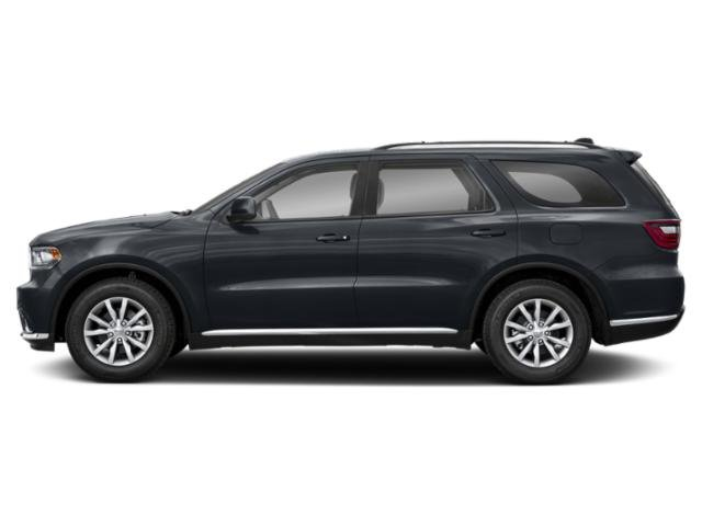 Bruiser Gray Clearcoat 2018 Dodge Durango Pictures Durango SXT AWD photos side view